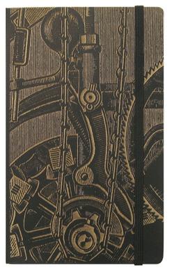 Modofly Laser-Etched Moleskine Notebooks