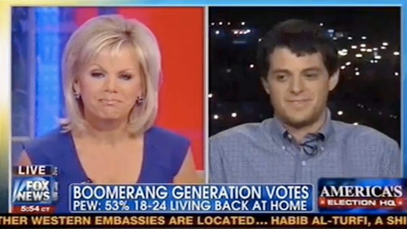 Fake 'Former Obama Supporter' Pranks Gretchen Carlson, Proves That Fox Has No Fact-Checkers