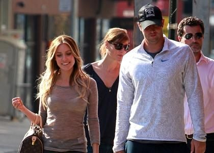 Jay Cutler Is Cool With Being In A Celebrity Couple