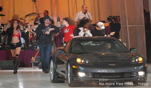 GM To Axe Detroit Auto Show Style Event, We Lose Chance To Schmooze Models