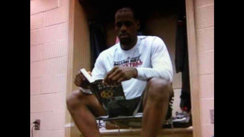 Even LeBron James Is Addicted to The Hunger Games