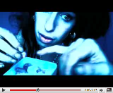 Amy Winehouse Doing Some Sort Of Drug Thing On YouTube