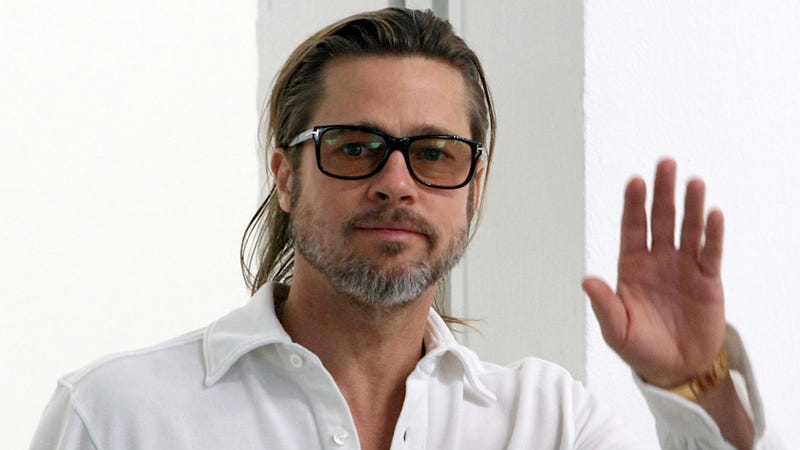 Scientology Really Wanted Brad Pitt to Join the Club
