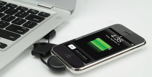 FlipSync Charges and Syncs Your USB Device, Fits on Your Keychain