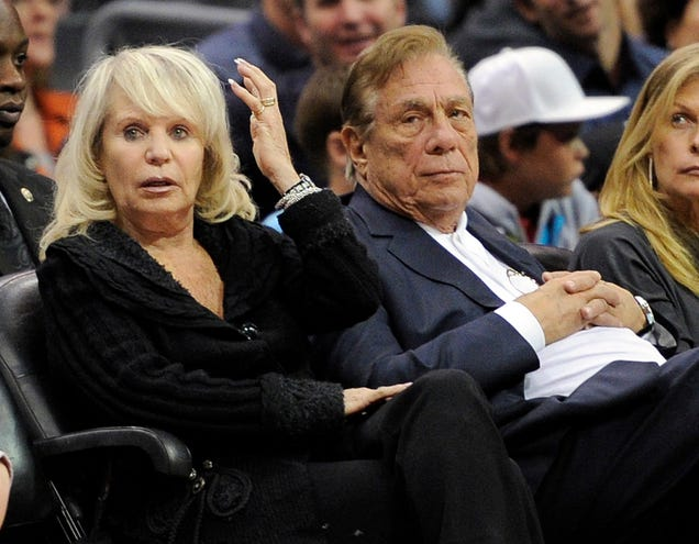Reports: Donald Sterling Steps Aside, Wife To Sell Clippers