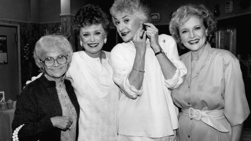More Retirees Are Opting to Live Like Golden Girls