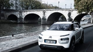I test drove a C4 Cactus yesterday