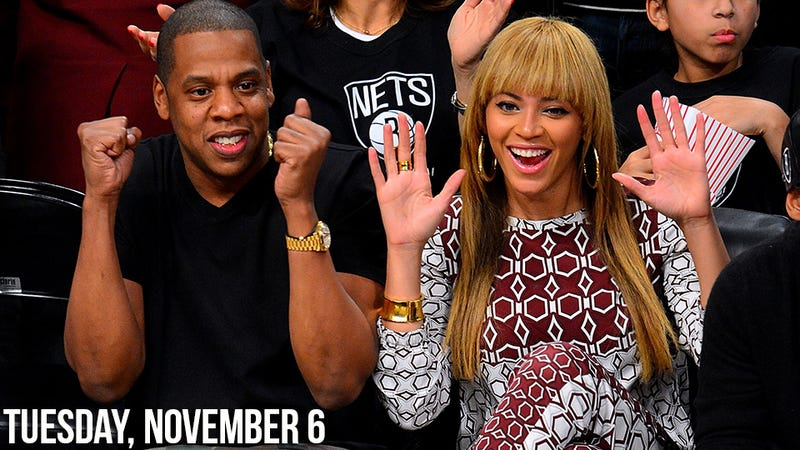 Jay and Bey Have Some Eleventh-Hour Obama Endorsements For You