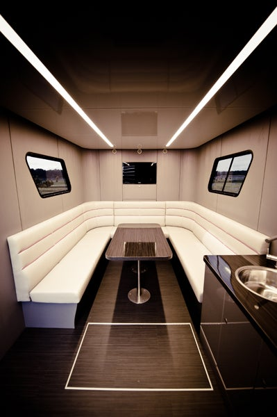 Futuria Sportspa Caravan Gallery