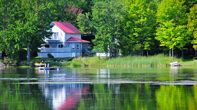 Lake Houses Are Better Than Beach Houses: A Manifesto