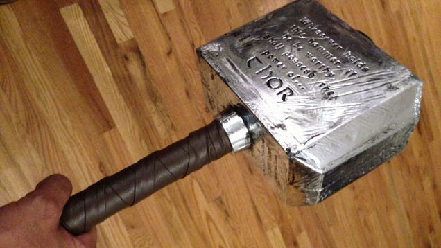 Thor's Hammer Weighs as Much as 300 Billion Elephants, Says Neil deGrasse Tyson