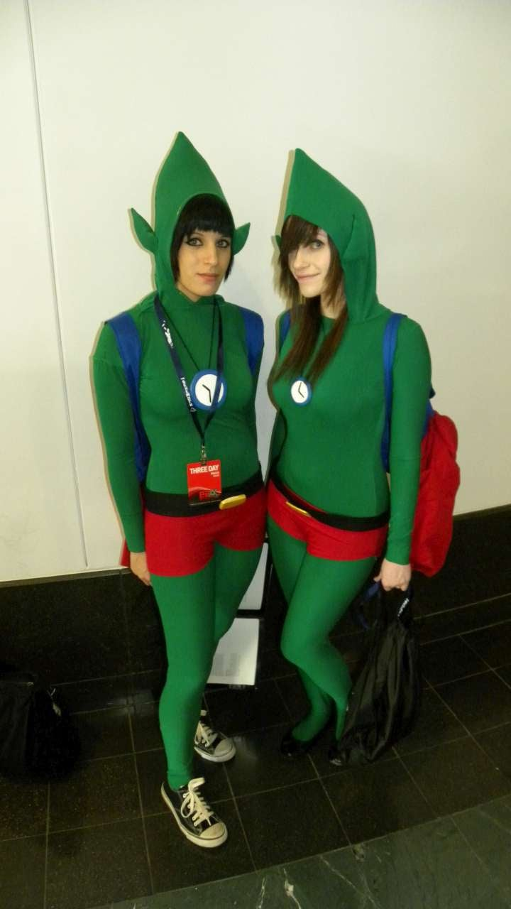 PAX East Cosplay Gallery: Day One - Feeling A Bit Tingly