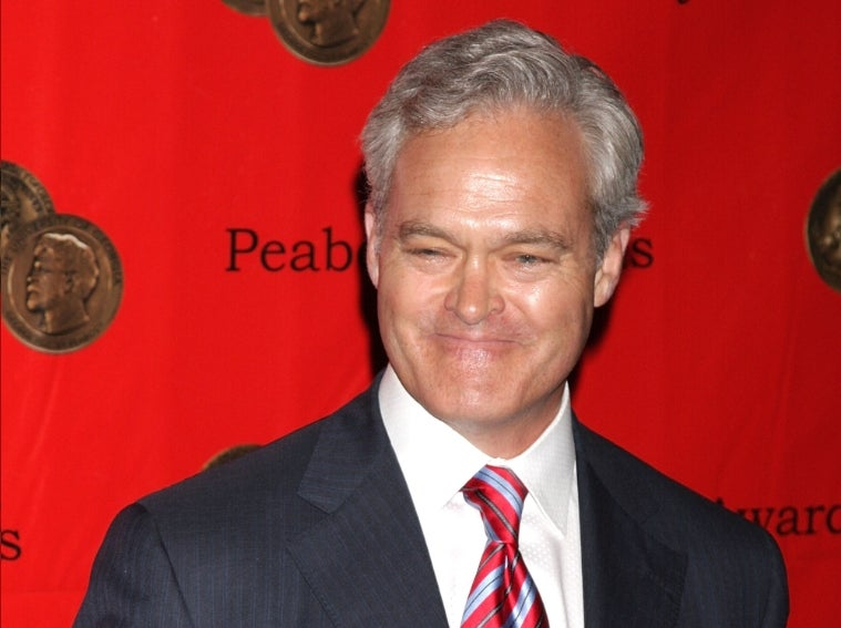 Scott Pelley Is the New Katie Couric