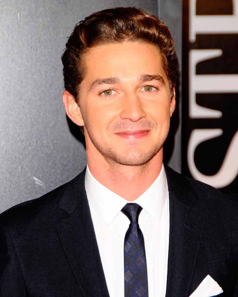Gay Slur Sparks Shia LaBeouf Bar Fight