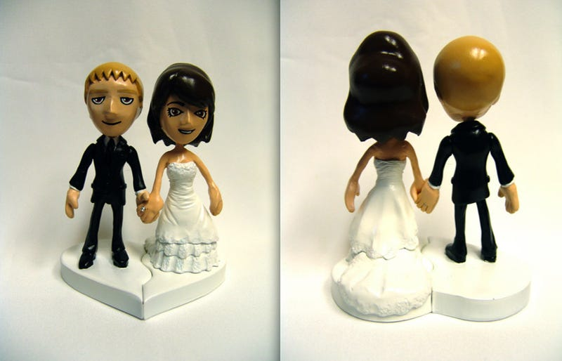 Xbox 360 Avatars Ready To Stand On Your Cake