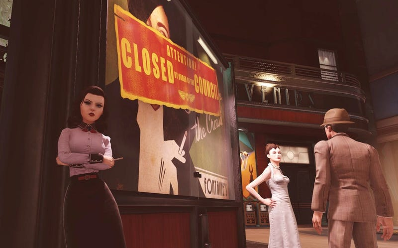 BioShock Infinite's New Expansion Bites Off More Than It Can Chew