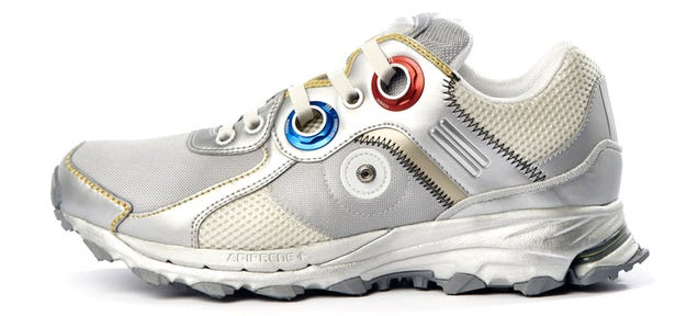 Sneakers Inspired By Vintage Space Suits Are Back