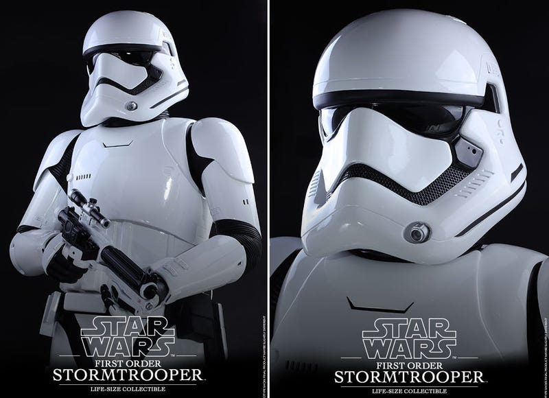 The Ultimate Star Wars Action Figure Is Life-Sized and Costs $8,000