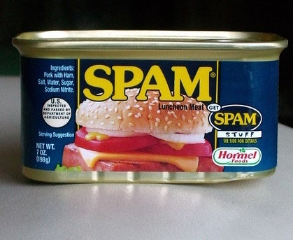 "What's the ""Best"" Spam Email You've Received?"