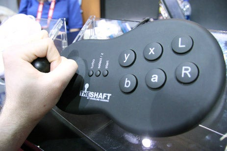 Hands-On With The Shaft
