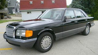 This 1991 Mercedes 350SD Asks $44,000, Is Originall