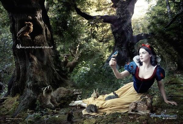 Olivia Wilde's Evil Queen dares you to bite her poisoned apple