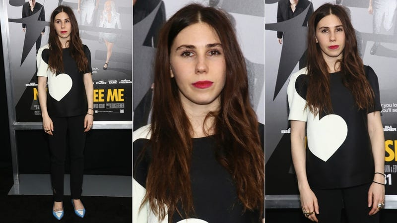 Zosia Mamet Is the Queen of Hearts