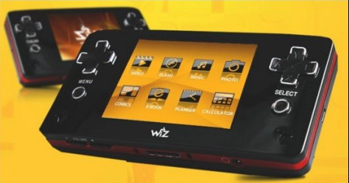 Gamepark's GP2X Wiz Handheld to Get Open Source Gaming App Store