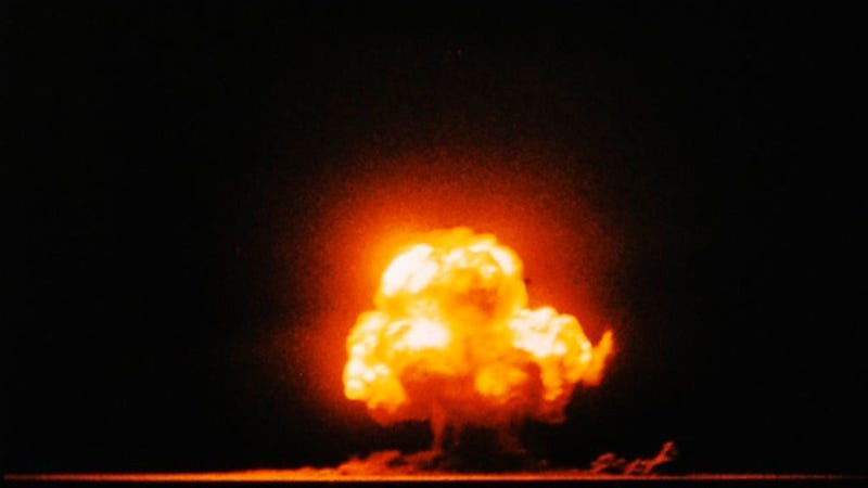 Quitting the Manhattan Project
