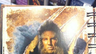 <em>The Hobbit</em>'s Beorn is revealed in all his muttonchopped glory