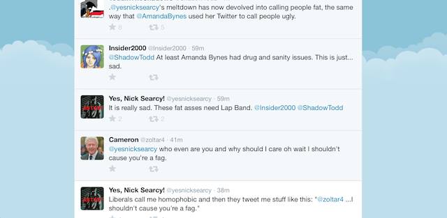 Check Out the Latest Twitter Meltdown From Justified's Nick Searcy