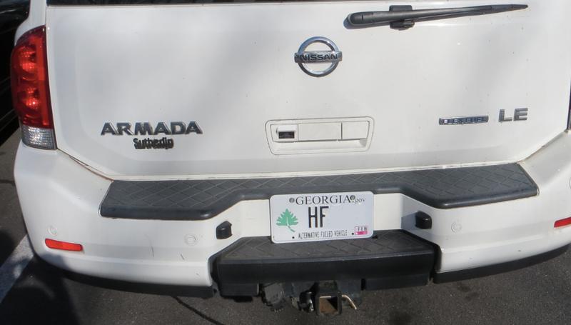 Georgia SUV Drivers Are Scamming The DMV For Carpool Lane Access