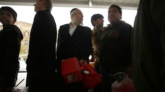 Send Us Your Post-Sandy Gas Shortage Horror Stories