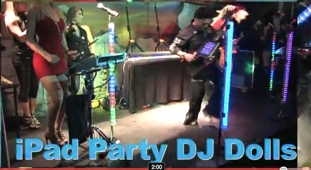 DJ Miguel and His iPad Party Dolls Either Just Reinvented Music or Destroyed It and I Can't Decide Which