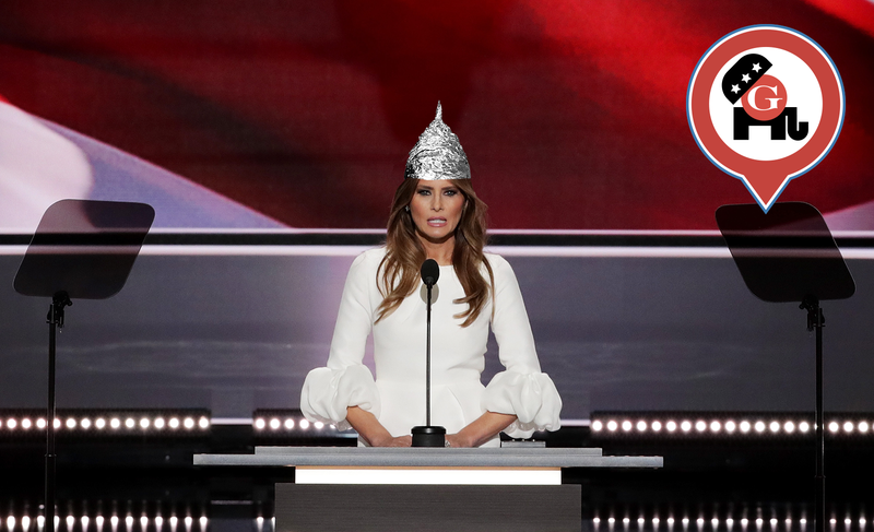 A Theory: Donald Trump's Ex-Campaign Manager Deliberately Sabotaged Melania Trump