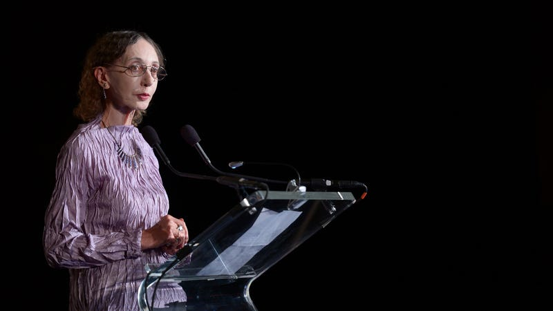 Joyce Carol Oates Wonders About Womances or Whatever They're Called