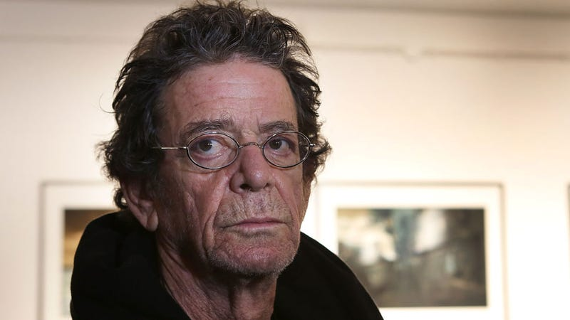 Lou Reed Has Accepted Yeezus as His Lord and Savior