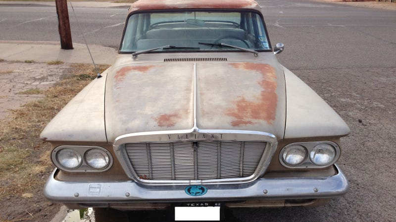 This '62 Plymouth Makes A Valiant Effort At Being Original