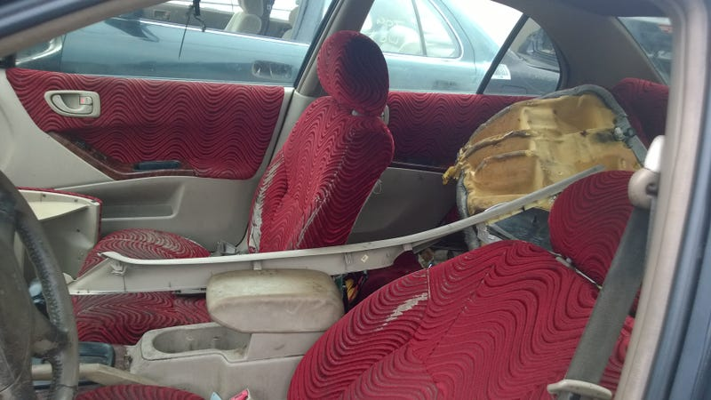 Guess the Car, junkyard edition