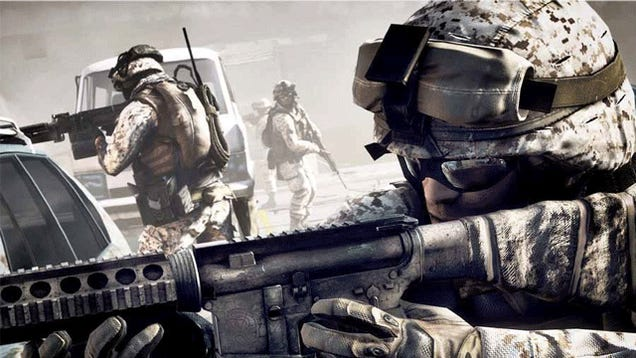 So 53% of Battlefield 3 Players On Xbox 360 Also Played Call of Duty