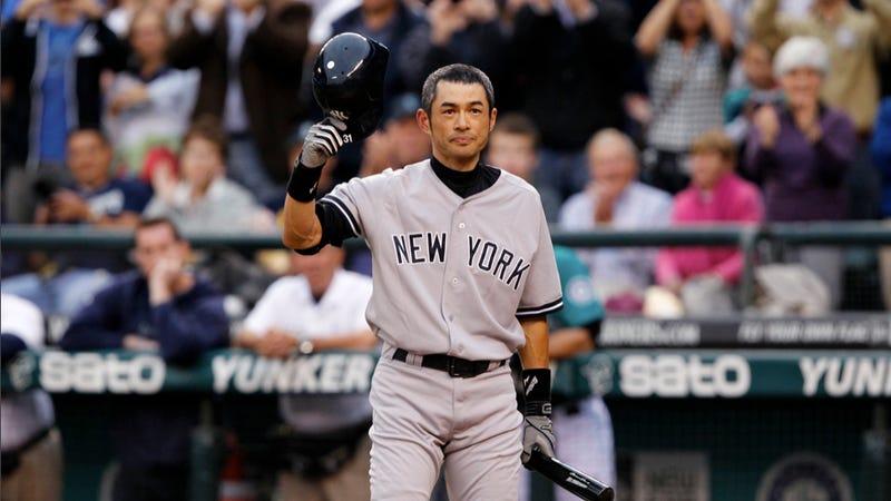 Ichiro Suzuki Thanks Nintendo