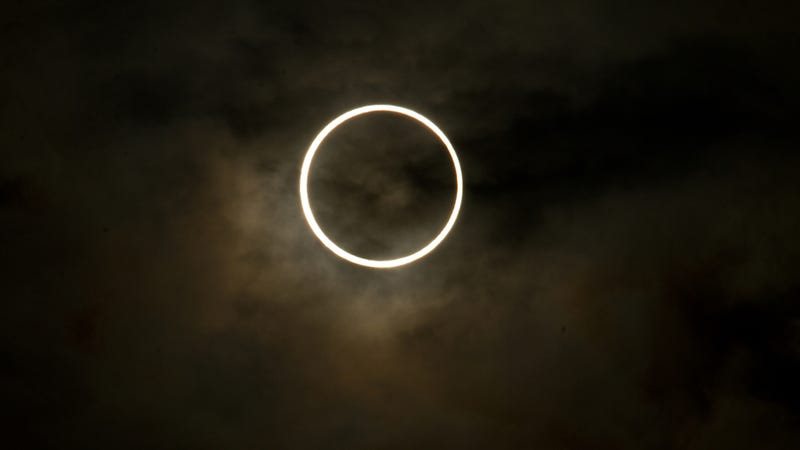 East Coast: Wake Up Early Sunday For An Eclipse Not Seen Since 1854