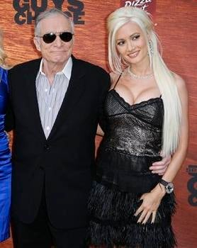 Holly Madison Confirms She is The First Victim of Hef's Bedroom Downsizing Campaign