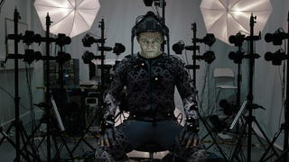Here's Who Andy Serkis Will Be Playing In <i>Star Wars: The Force Awakens</i>