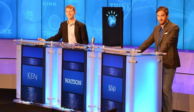 Watch IBM's Jeopardy-Playing Computer Obliterate Humanity's Champions