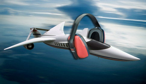 Lockheed Martin Quiet Supersonic Transport: From New York to LA in 2 Hours, Quietly