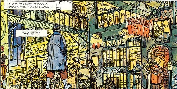 Blade Runner Started, And Ended, As A Comic Book