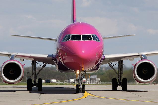 Kegyetlen turbulencia a Wizz Air Budapest–Frankfurt járatán