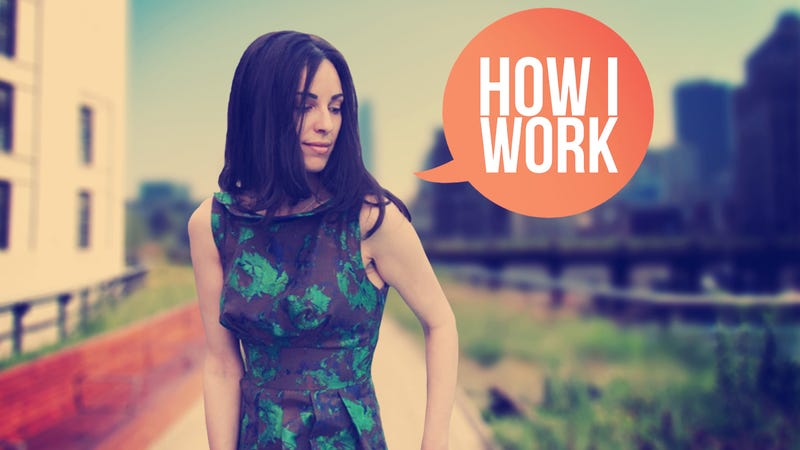 I'm Rita J. King, and This Is How I Work