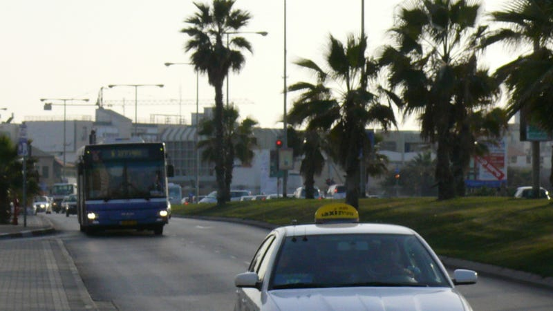 Bomb Explodes On Israeli Bus [UPDATE]